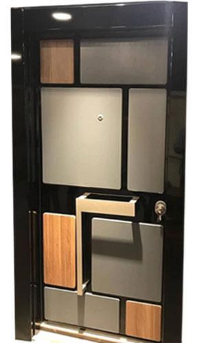 درب ضد سرقت فلزی - ساختمونی ها