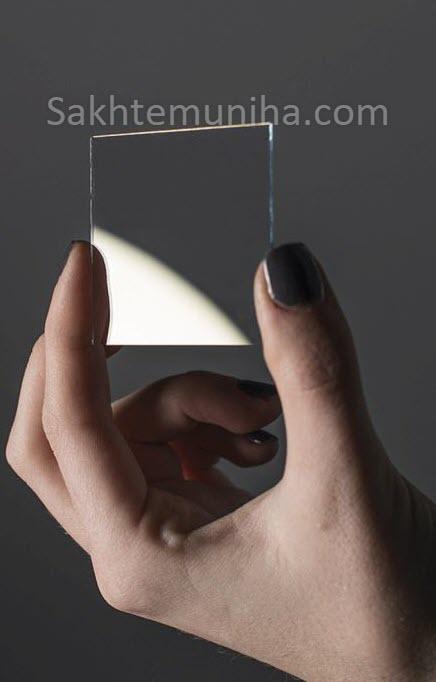 شیشه نشکن ، شیشه دوجداره ، شیشه پیرکس