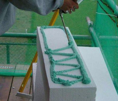 چسب پلی استایرن